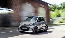 Smart EQ fortwo coupe 2019