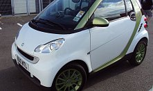 Smart Electric Drive ED2 fortwo coupe