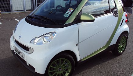 Smart Electric Drive ED2 fortwo coupe photo 0