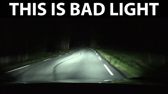 Video: Model S 75D facelift headlights test