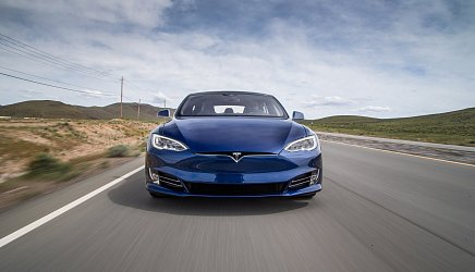 Tesla Model S Standard Range photo 1