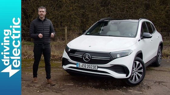Video: New Mercedes EQA electric SUV review – DrivingElectric