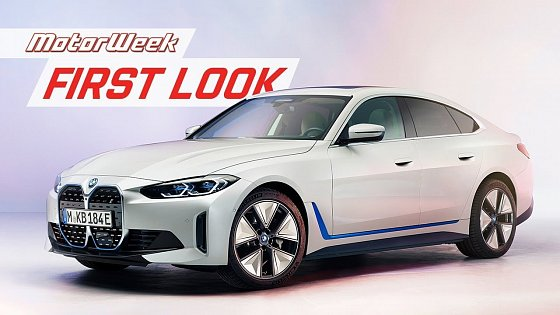 Video: 2022 BMW i4 | MotorWeek First Look