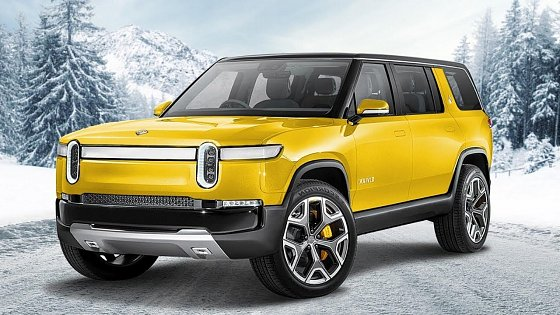Video: New 2021 Rivian R1S USA Electric SUV | Perfect Electric SUV to Fight Tesla Model X